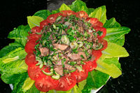 Yan Neua (Thai Beef Salad)
